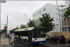 Heuliez Bus GX 317 – CAP Pays Cathare (Transdev) n°73011 / Tisséo n°7302