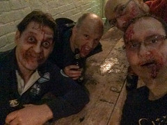 Photo 9 of 15 in the ZOMBIE Earth (2nd Nov 2014) album