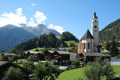 Obermauern - Wallfahrtskirche Maria Schnee (geweiht 1458)