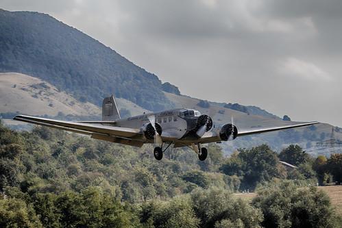 Ju 52 HB-HOT