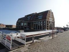Dunkerque  siège de la Communauté Urbaine