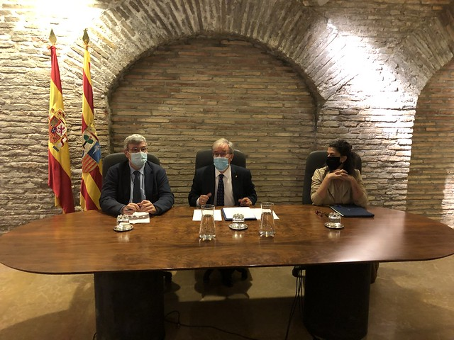 Constitución Observatorio Aragonés de la Soledad