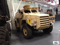 Humber Pig FV1611 Personnel Carrier - Coventry