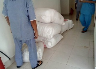 200 pillows & Cover at ITI