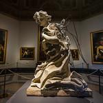 Modèle d'un ange, Le Bernin, Pinacothèque du Vatican, 2020 - https://www.flickr.com/people/29248605@N07/