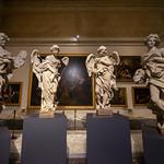 Modèles d'anges, Le Bernin, Pinacothèque du Vatican, 2020 - https://www.flickr.com/people/29248605@N07/