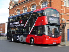 Oxford Bus Company / City of Oxford Motor Services
