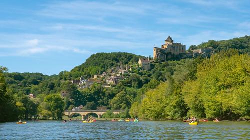 Village et château de castelnaud