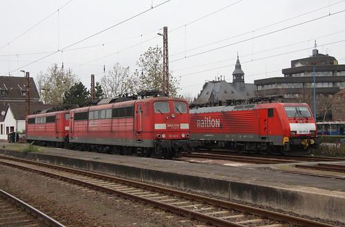 DB Schenker 151 143-5, Dillingen