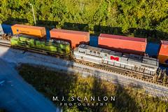 NS 1072 | EMD SD70ACe | NS Rossville Yard