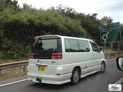 Nissan Elgrand Highway Star - England