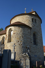 Romanesque churches of Greater Prague