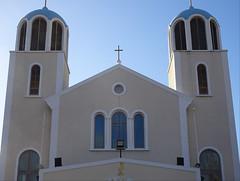 Twin Orthodox Towers