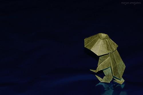 Origami Kappa (Akira Yoshizawa)