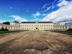 the herrenhausen gardens