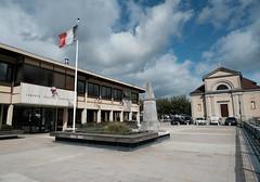 War memorial @ Mairie @ Annecy-le-Vieux