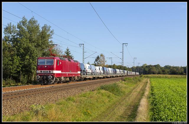 Photo:Delta Rail 243 931, Salzbergen By J. Bakker