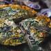 Frittata mit Garnelen und Dill