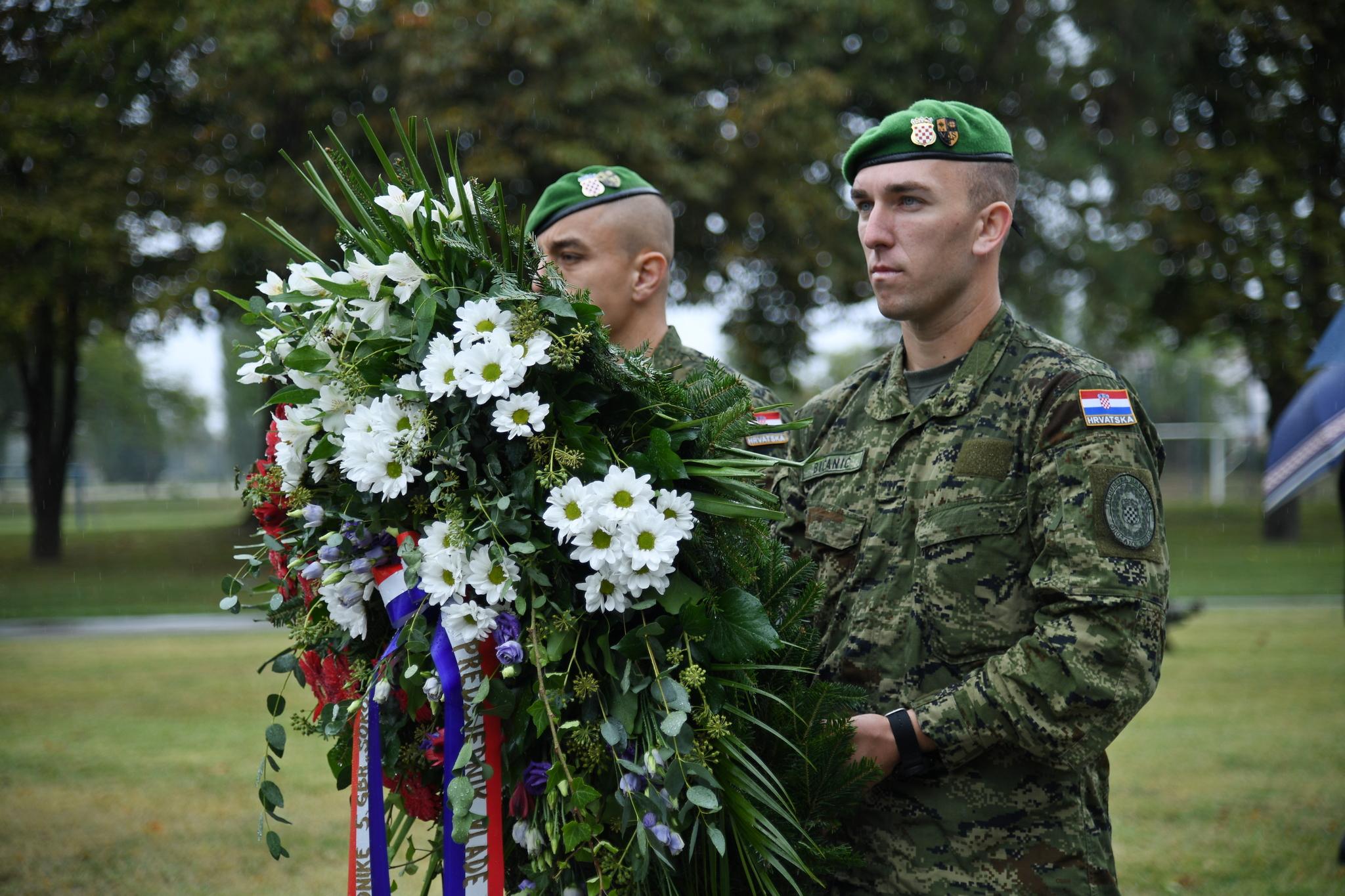 U Vinkovcima obilježena 28. obljetnica 5. gardijske brigade Sokolovi