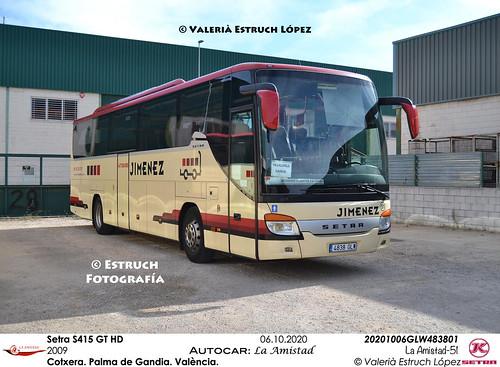 Setra S415 GT HD