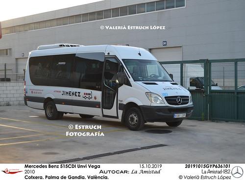 Mercedes Benz 516CDI Unvi Vega