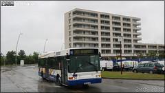 Heuliez Bus GX 317 – CAP Pays Cathare (Transdev) n°73018 / Tisséo n°7308, ex Semvat (Société d'Économie Mixte des Voyageurs de l'Agglomération Toulousaine) / Tisséo n°9917