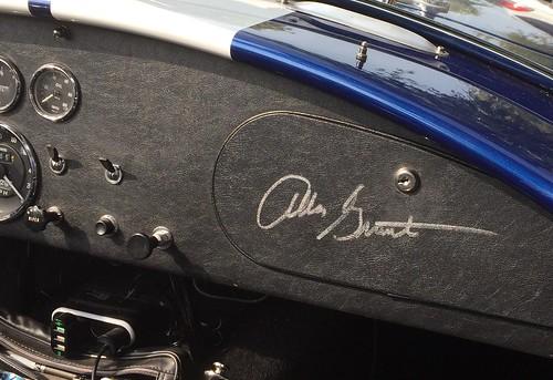Allen Grant Autograph