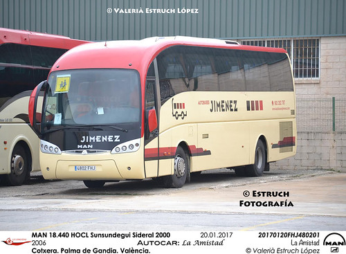 MAN 18.440 HOCL Sunsundegui Sideral 2000