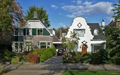Haren: Rijksstraatweg houses