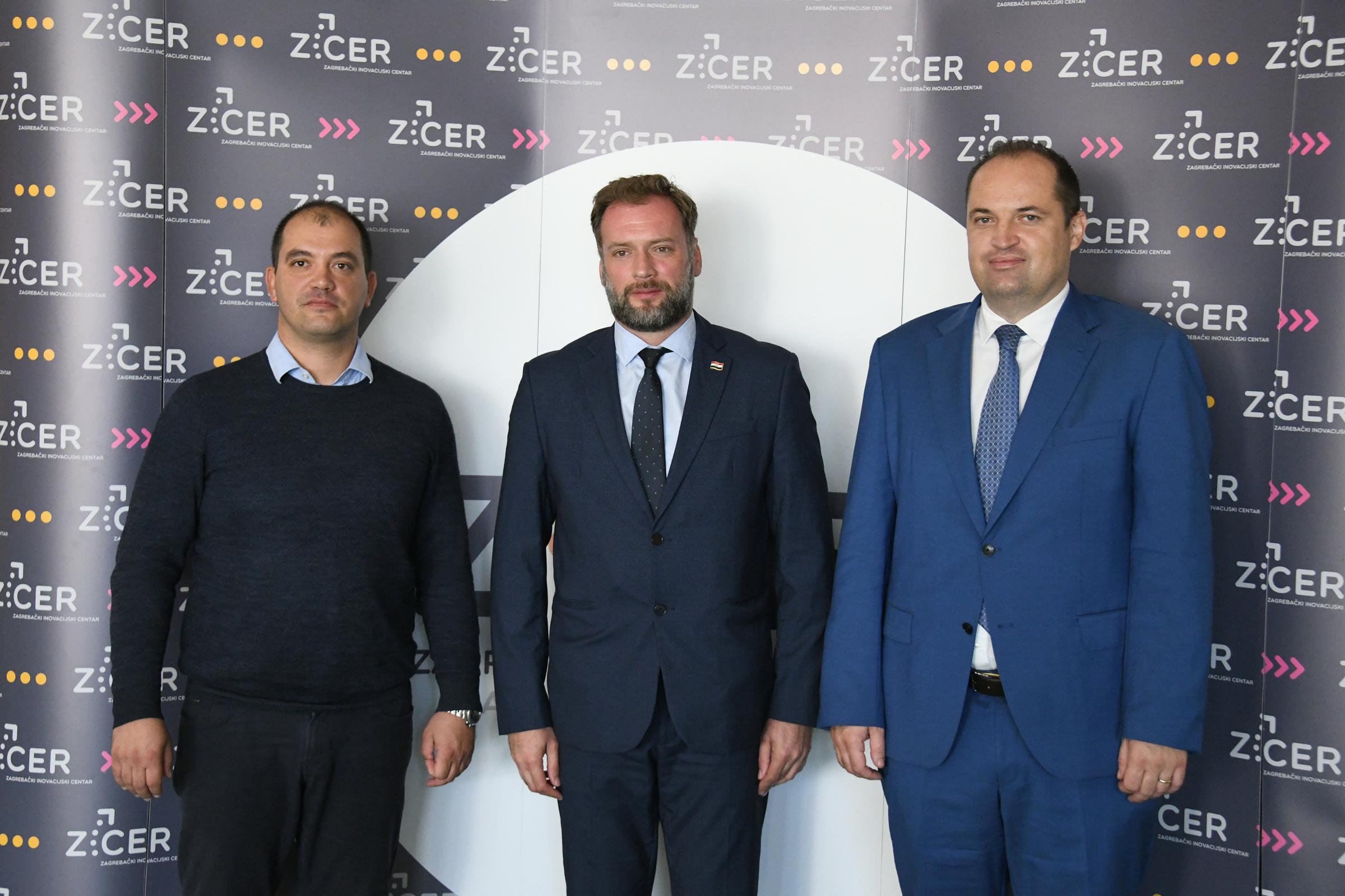Ministar Banožić na Skupštini klastera obrambene industrije