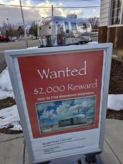 Abandoned Airstreams Wanted