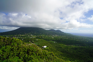 View from Saddle Hill