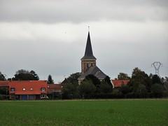 Église Saint Martin à Chemy