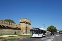 Heuliez Bus GX 337 n°105146  -  Avignon, ORIZO