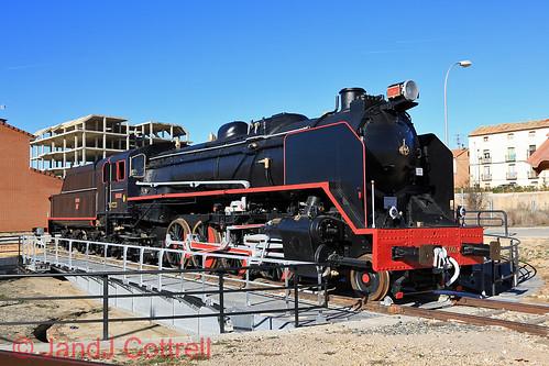 141F-2263 at Arcos de Jalón