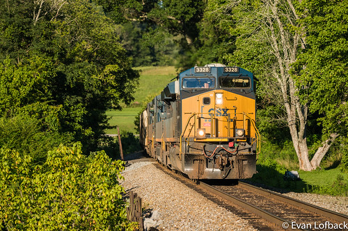 U722 at Boone, VA