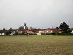 Allennes-les-Marais,  l'église