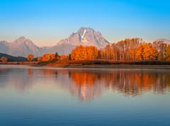 Grand Teton National Park Autumn Colors Fall Foliage Fuji GFX100 Fine Art Landscape Nature Photography! Elliot McGucken 45EPIC Master Medium Format Photographer Fuji GFX 100 & Fujinon Fujifilm GF Lens!