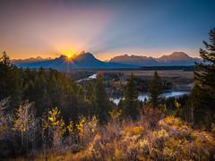 Grand Teton National Park Autumn Colors Fall Foliage Fuji GFX100 Fine Art Landscape Nature Photography! Elliot McGucken 45EPIC Master Medium Format Photographer Fuji GFX 100 & Fujinon Fujifilm GF Lens