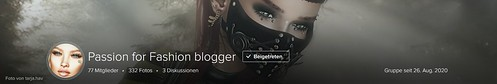 Passion for Fashion blogger Cover