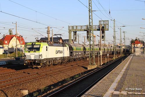 Captrain in Heidenau (D), 09-09-2020