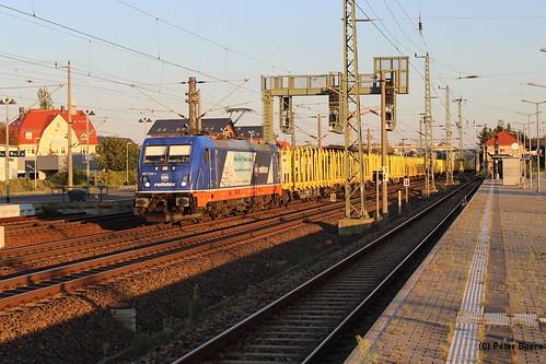 Raildox in Heidenau (D), 09-09-2020