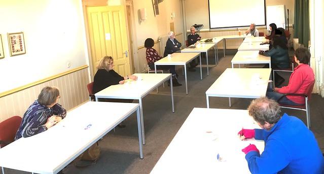 Foto's certificatie Bruggen bouwen Leeuwarden