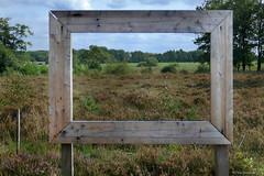 Drenthe: Roden, Mensinge nature frame