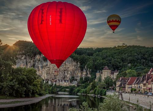 Montgoflières sur la Roque-Gageac - Dordogne - France