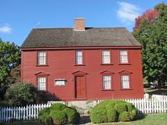 Ebenezer Avery House, Groton, Connecticut