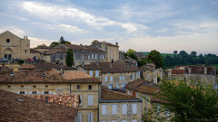 Les toits de Saint Emilion - Photo of Belvès-de-Castillon