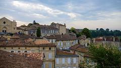Les toits de Saint Emilion