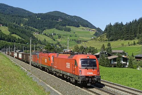 Steinach am Brenner, ÖBB 1216 021