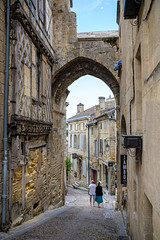 Ruelles de Saint Emilion - Photo of Belvès-de-Castillon